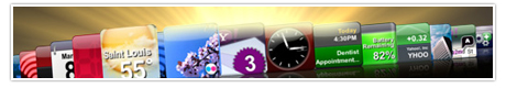 yahoo widgets 4